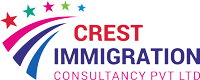 CREST IMMIGRATION Logo